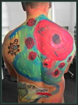 Spaart Class 6 Body Art by Doug Guildford 2