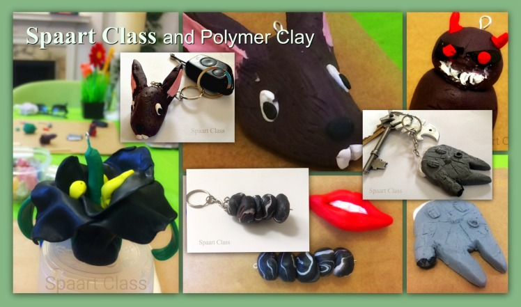 Spaart Class Polymer Clay Gallery