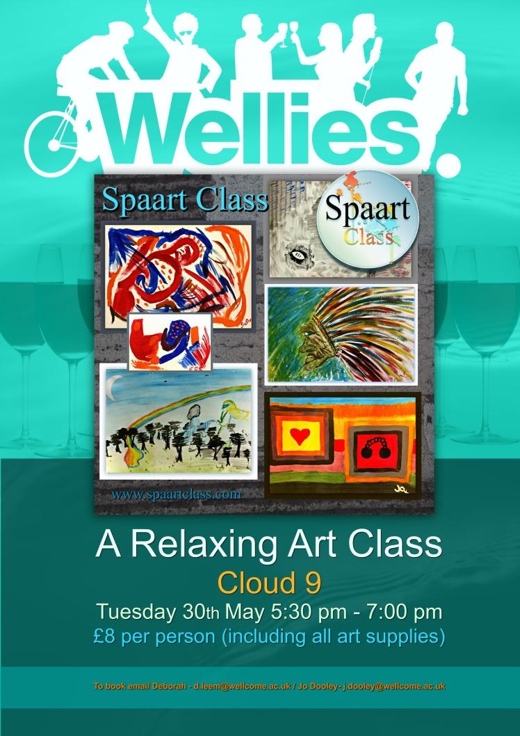 Wellies Spaart Class Poster Final
