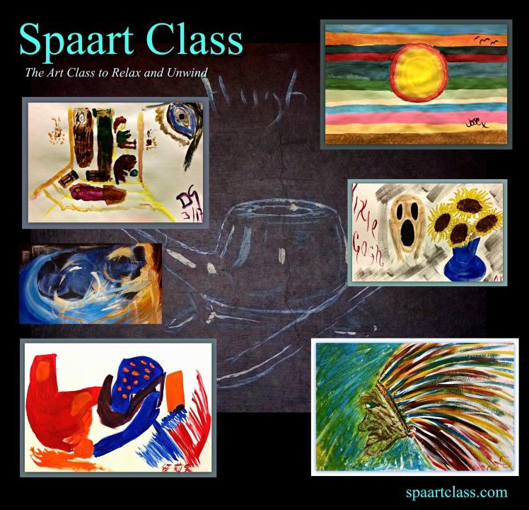 Spaart Class Poster June 17