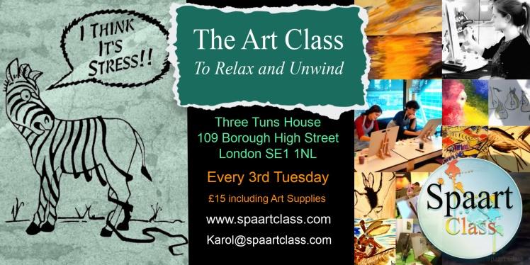 Spaart Class Horizontal Leaflet