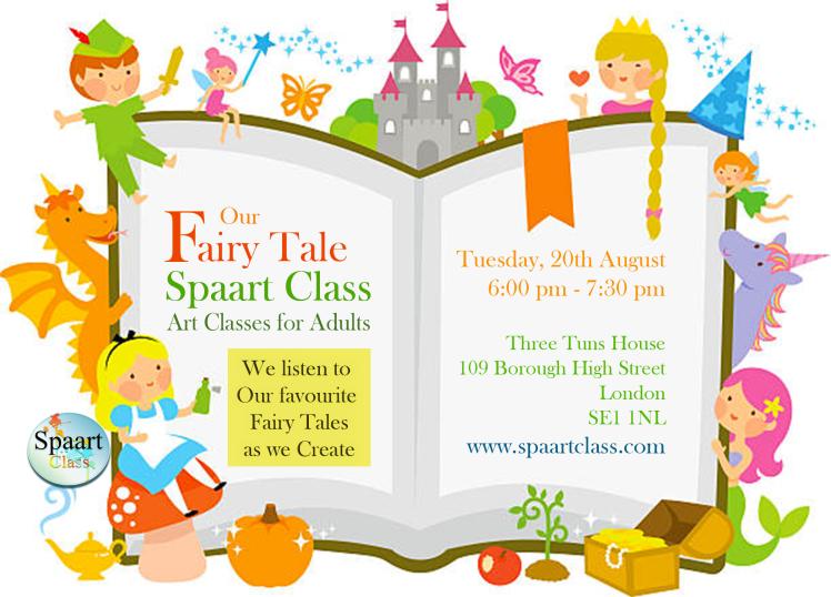 Fairy Tale Spaart Class Finale 2