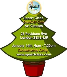 Spaart Class Christmas
