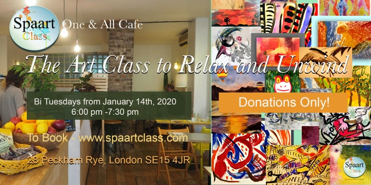 Spaart Class One & All Leaflet Horizontal