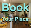 Book Your Place Button O a A